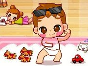 Baby Dance Gangnam Style Game Online