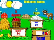 Farm Stand Math Game Online