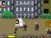 Hobo vs. Zombies Game Online