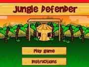 Play Jungle Defender
