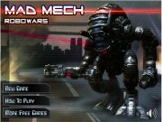 Mad Mech Game Online