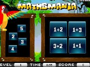 Maths Mania Game Online