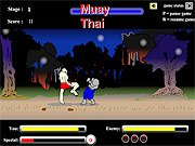 Muay Thai Game Online