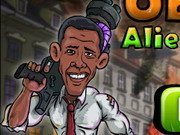 Obama Alien Defense Game Online