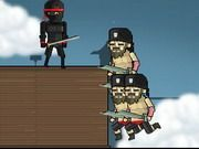 Pirates vs Ninja Game Online