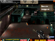 Prison Shootout Game Online