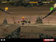Pumpkin Head Rider 2 Game Online