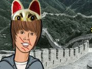 Ragdoll Bieber in China Game Online