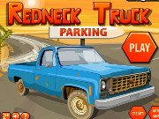 Redneck Truck Parking Game Online