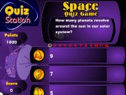 Space Quizz Game Online